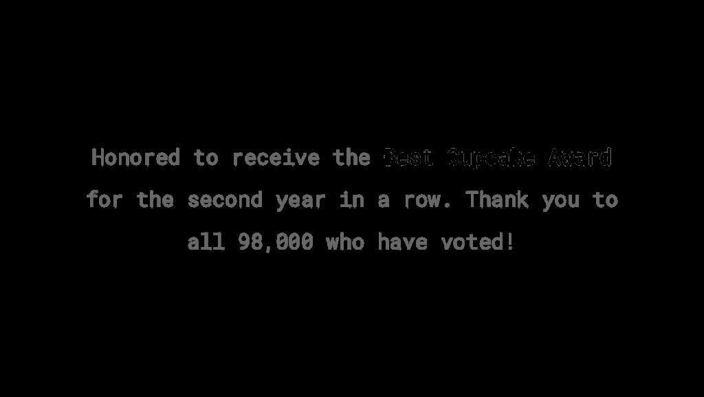 Публичные благодарности за полученные награды